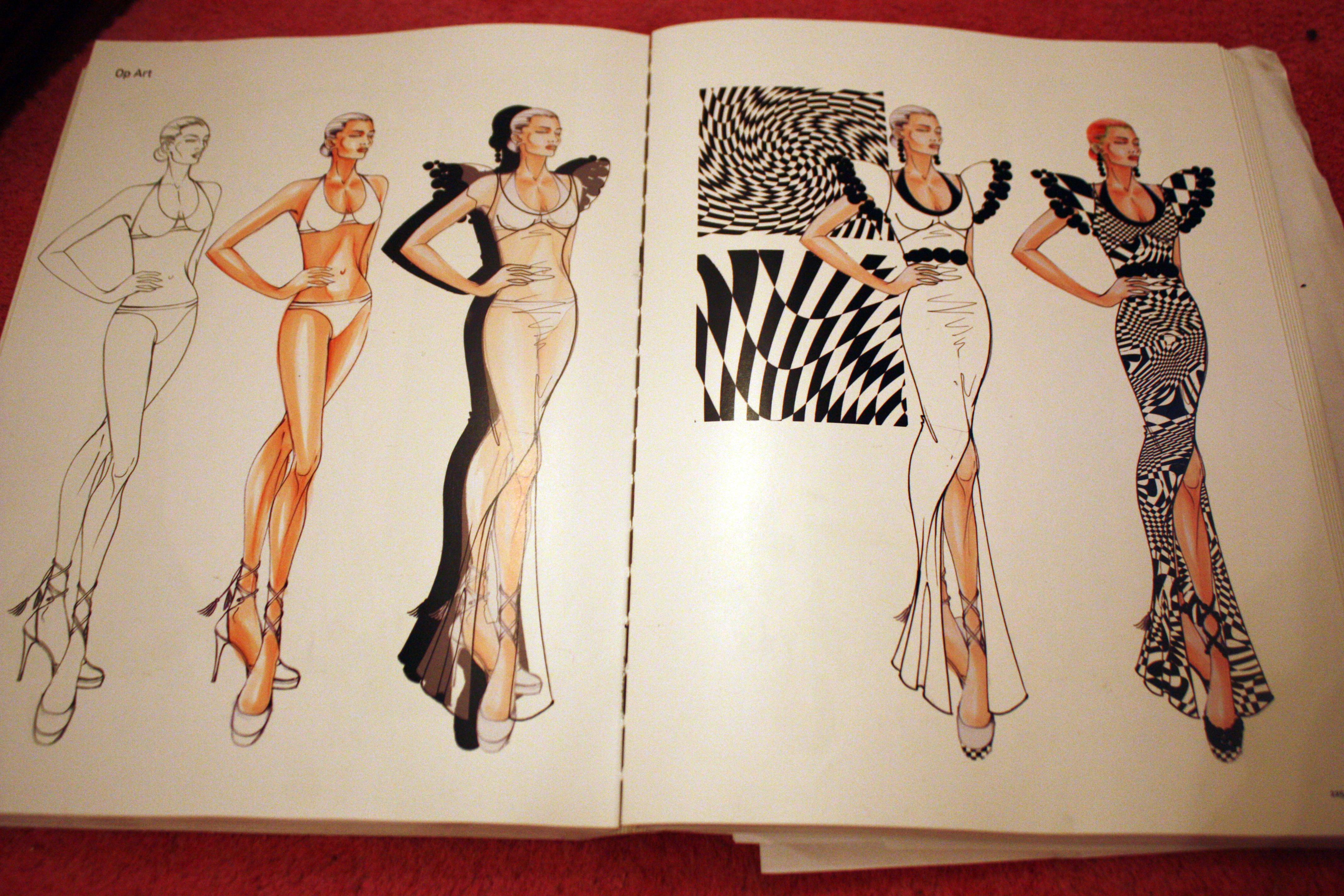 Fashion Portfolio Layout Pictures To Pin On Pinterest