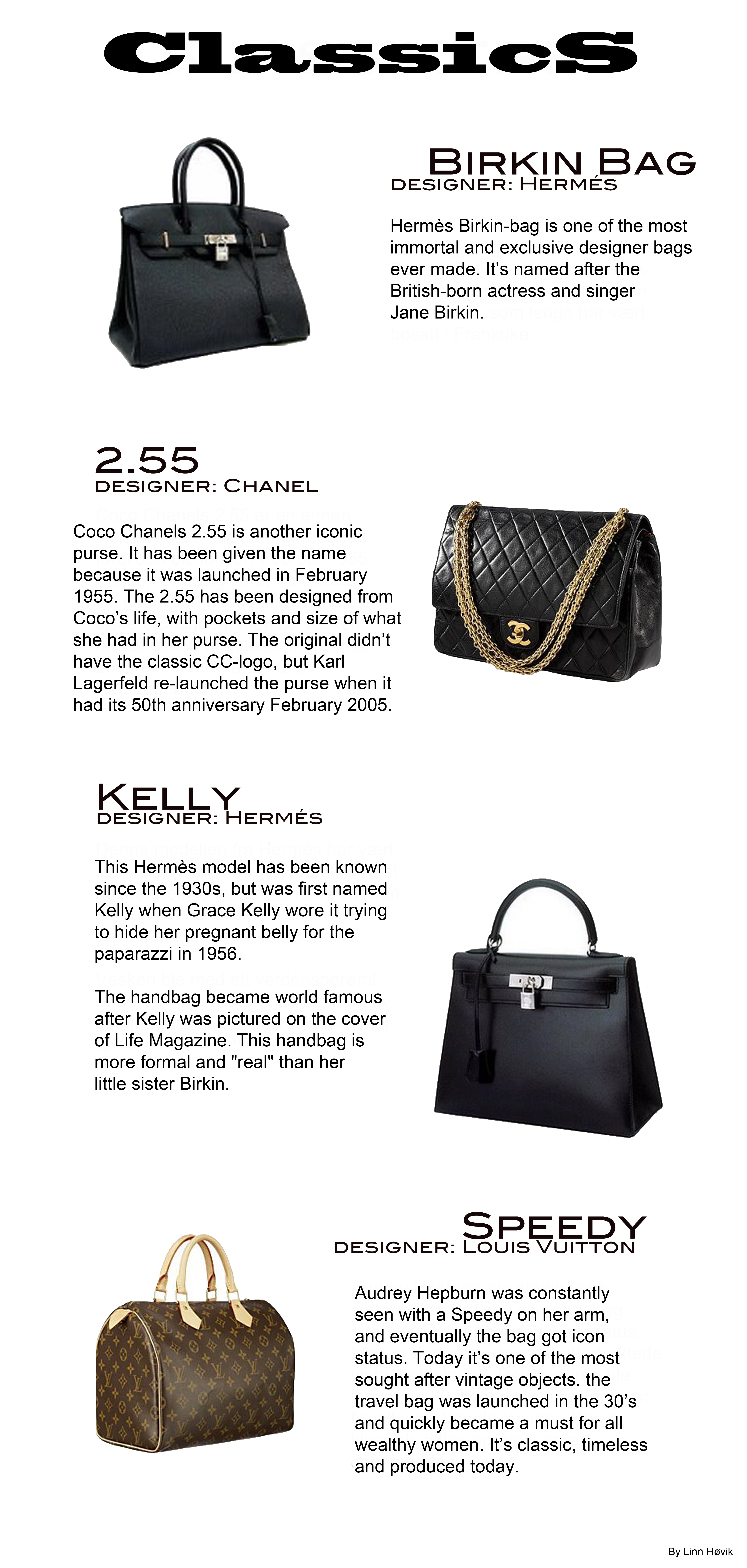Guide – The Classic Handbag – In A Secret Relationship With Fashion ... de70240ef3